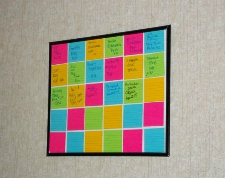 Frugal Idea: Save on Those Post It Notes