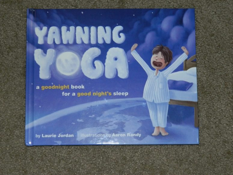 It's Time For Bed With Yawning Yoga