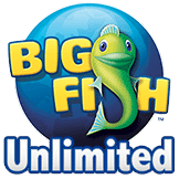 Big Fish Unlimited Great Gift for Gamers