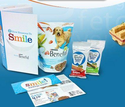 Freebie: Beneful Healthy Smiles Samples