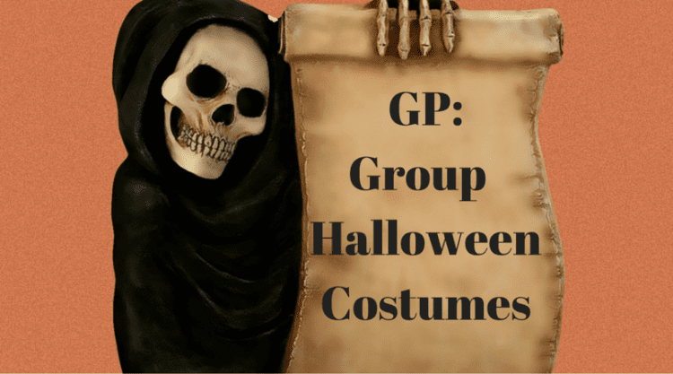 GP: Group Halloween Costumes