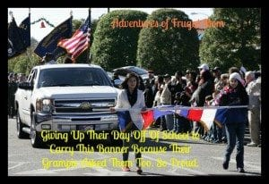 AFM girls veteran's day parade two