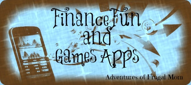 Finance Fun And Games Apps