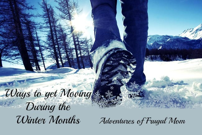 Ways To Get Moving During The Winter Months