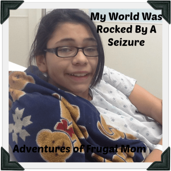 My World Was Rocked By A Seizure