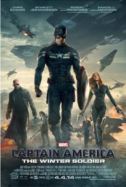 Captain America Coming to Theaters In April