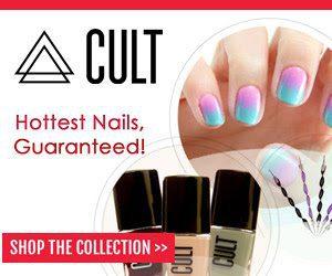 Get Great Nail Tips at Cult Cosmetics