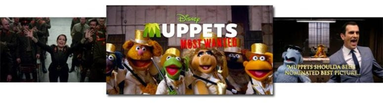 Fans are Crazy Over Muppets Most Wanted
