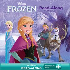 Freebie: Frozen Read Along Storybook