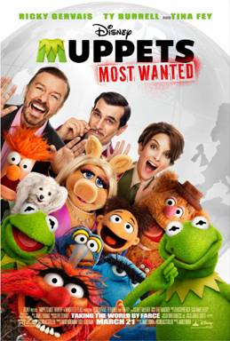 Muppet's Most Wanted Big Game Spot