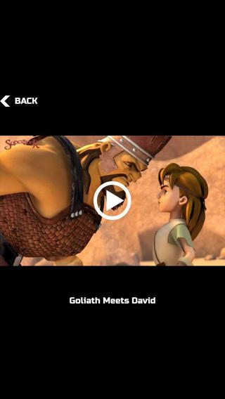 Superbook Kid's Bible, Videos and Games Free App