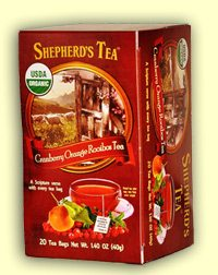 Free Sample of Shepherd's Bible Verse Tea (Write In)