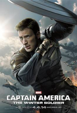 Captain America: The Winter Soldier New TV Spot