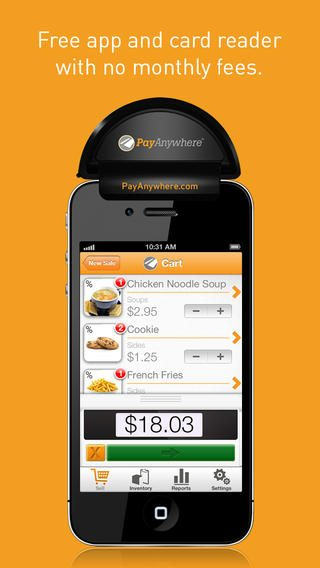 PayAnywhere Mobile App Makes Owning A Business Easier