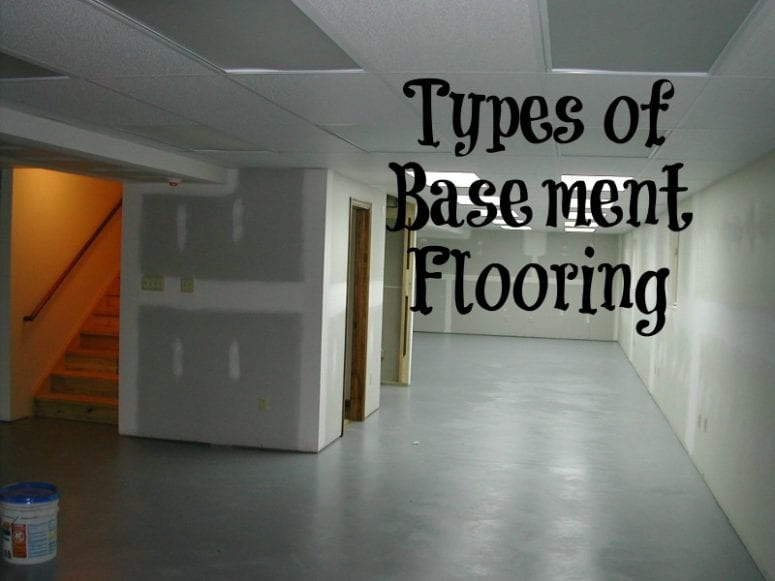Types of Basement Flooring