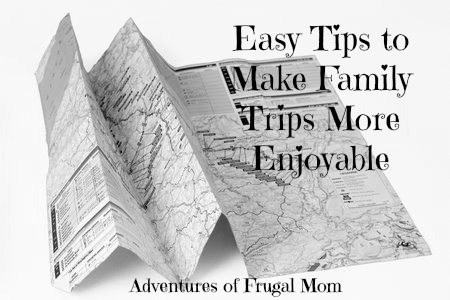 Easy Tips To Make Family Trips More Enjoyable