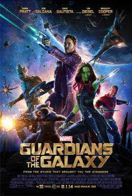 New Trailer for Marvel's Guardians of The Galaxy