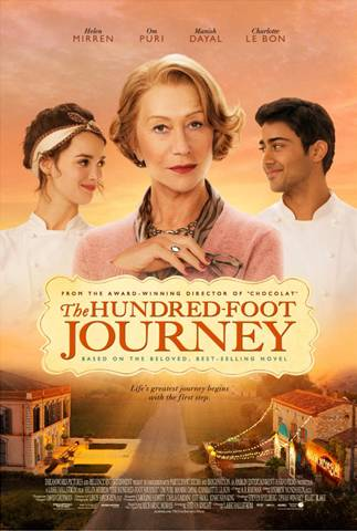 The Hundred Foot  Journey Coming to Theaters in August