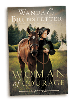 Woman Of Courage Challenges Your Faith