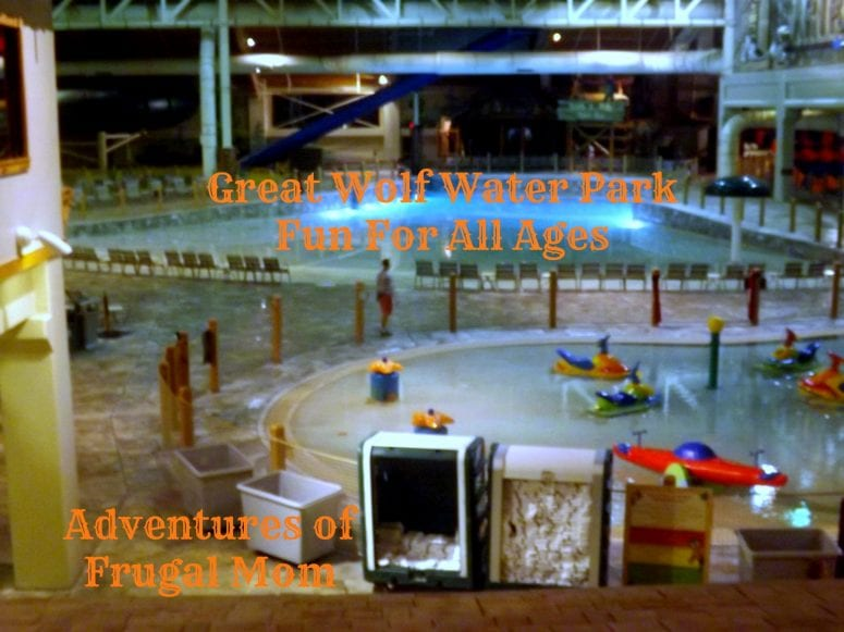 Great Wolf Water Park Fun For All Ages