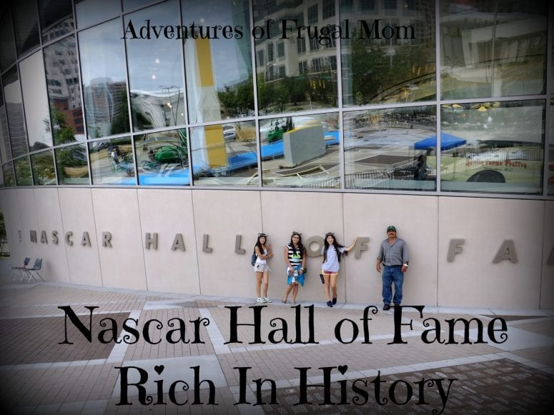 NASCAR Hall of Fame Rich in History