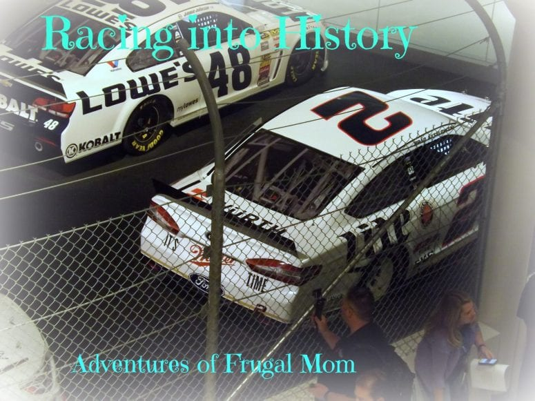 Racing Into History
