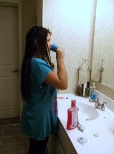 Listerine Mouthwash Healthy Habits