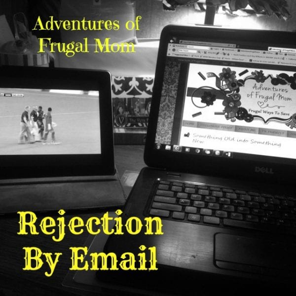 Rejection By Email