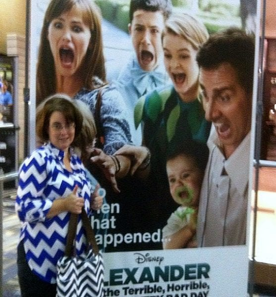 Must See Movie: Alexander #VeryBadDay