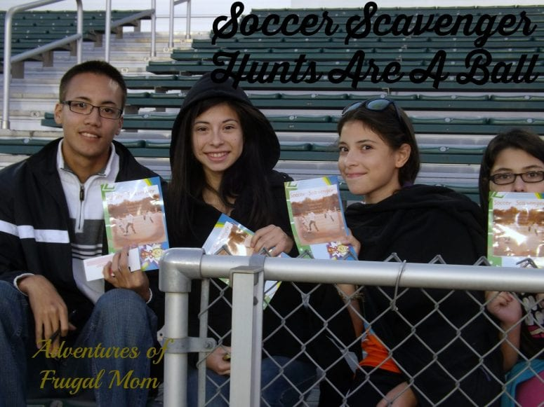 Soccer Scavenger Hunts Are A Ball