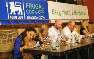 Food Lion Judges