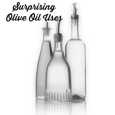 Surprising Olive Oil Uses