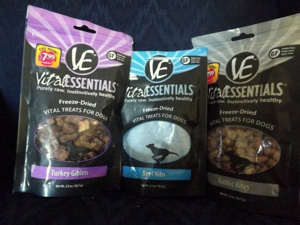 Vital essentials treats