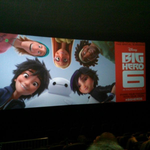 Big Hero 6 Family Friendly Movie
