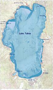 The Vacationer's Guide to Lake Tahoe