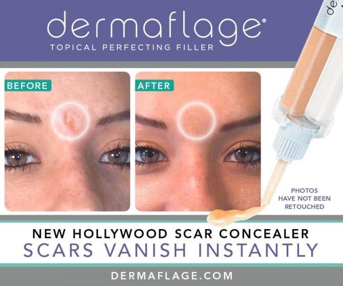 Dermaflage Miracle Scar Concealer