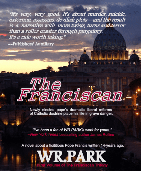 The Franciscan : An Intriguing Read