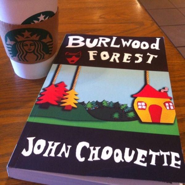 Burlwood Forest Delights The Reader At Every Turn