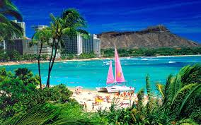 Honolulu- A Hawaiian Paradise