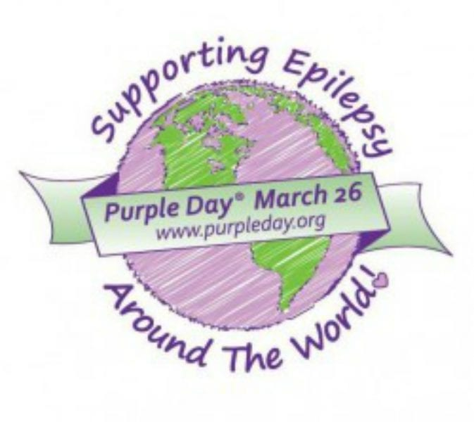 Why My Family is Rocking Purple Today Epilepsy Awareness