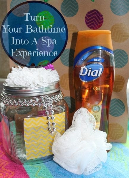 Turn Your Bathtime Into A Spa Experience