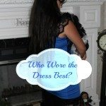 who wore the dress best