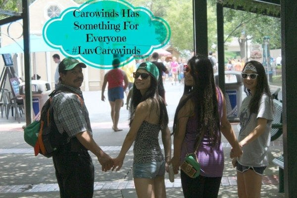 Carowinds Has Something for Everyone