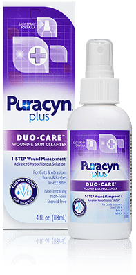 Puracyn Plus A Must Have For Your First Aid Kit - Adventures
