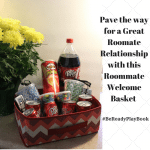 A Roommate Welcome Basket A Great Way to