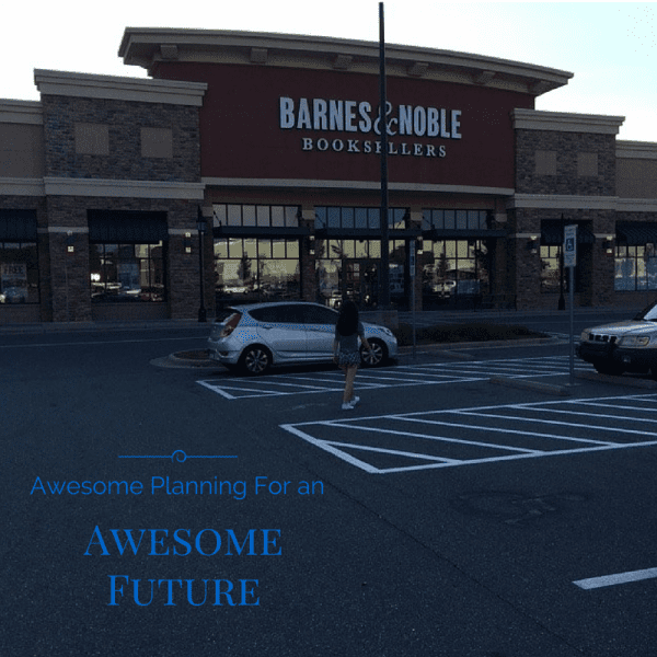 Awesome Planning For An Awesome Future