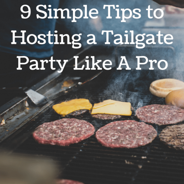 9 Simple Tips To Hosting A Tailgate Party Like A Pro - HMLP 54 Feature