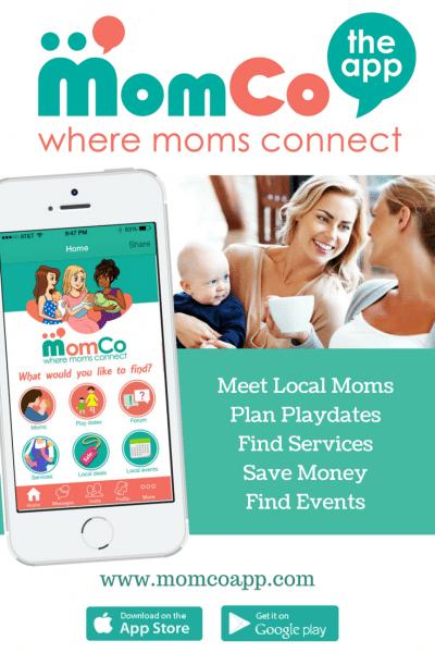 App for Moms - MomCo
