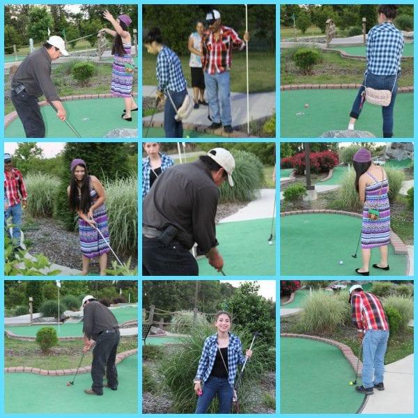 Larry Bills fun golf