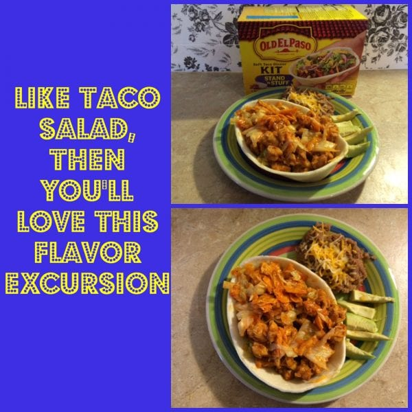 Like Taco Salad, Then You'll Love This Flavor Excursion